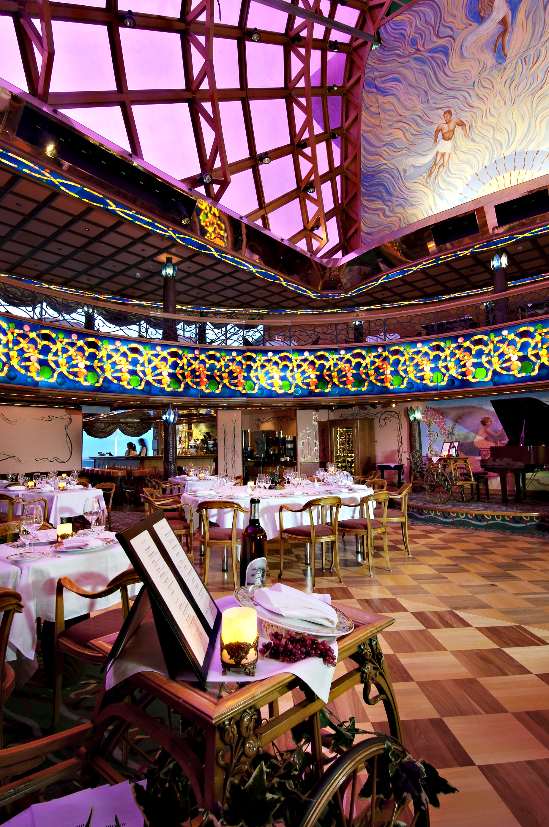 Carnival Spirit Nouveau Steakhouse 3.jpg