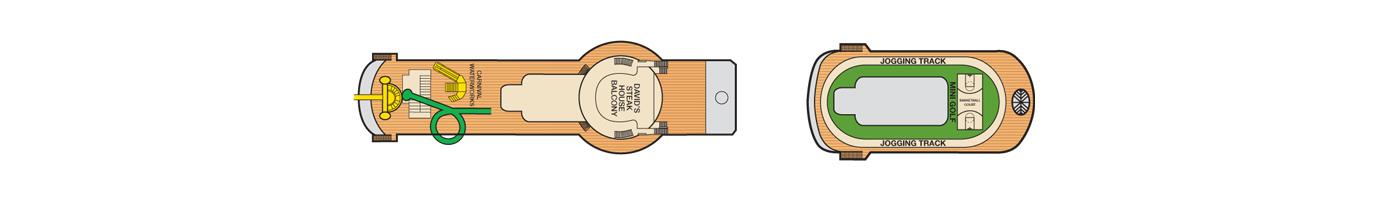 Carnival Cruise Lines Carnival Pride Deck Plans Deck 11 jpg.jpg