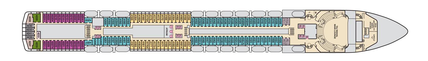 Carnival Cruise Lines Carnival Pride Deck Plans Deck 4 jpg.jpg