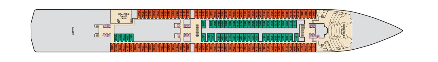 Carnival Cruise Lines Carnival Pride Deck Plans Deck 1 jpg.jpg
