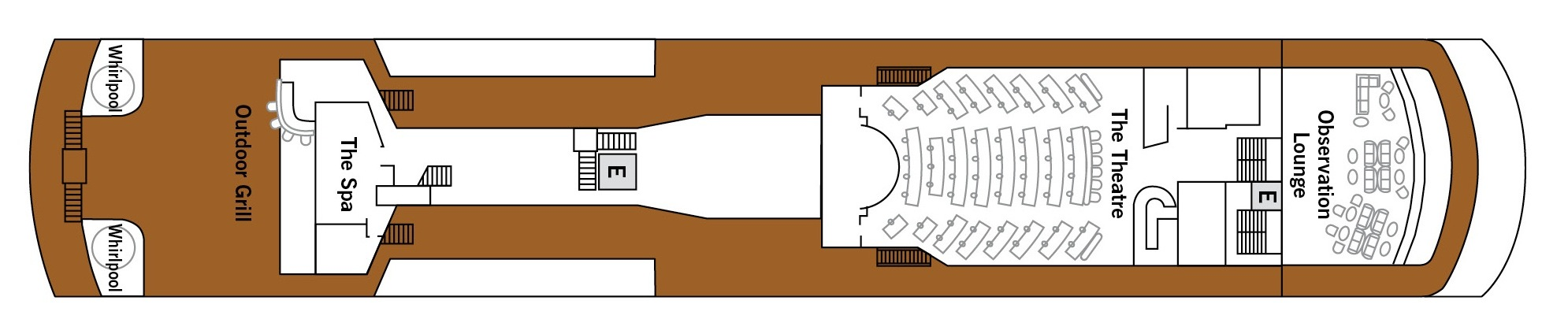Silversea Cruises Silver Explorer Deck Plans Deck 6.jpg