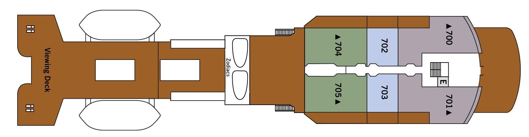 Silversea Cruises Silver Explorer Deck Plans Deck 7.jpeg