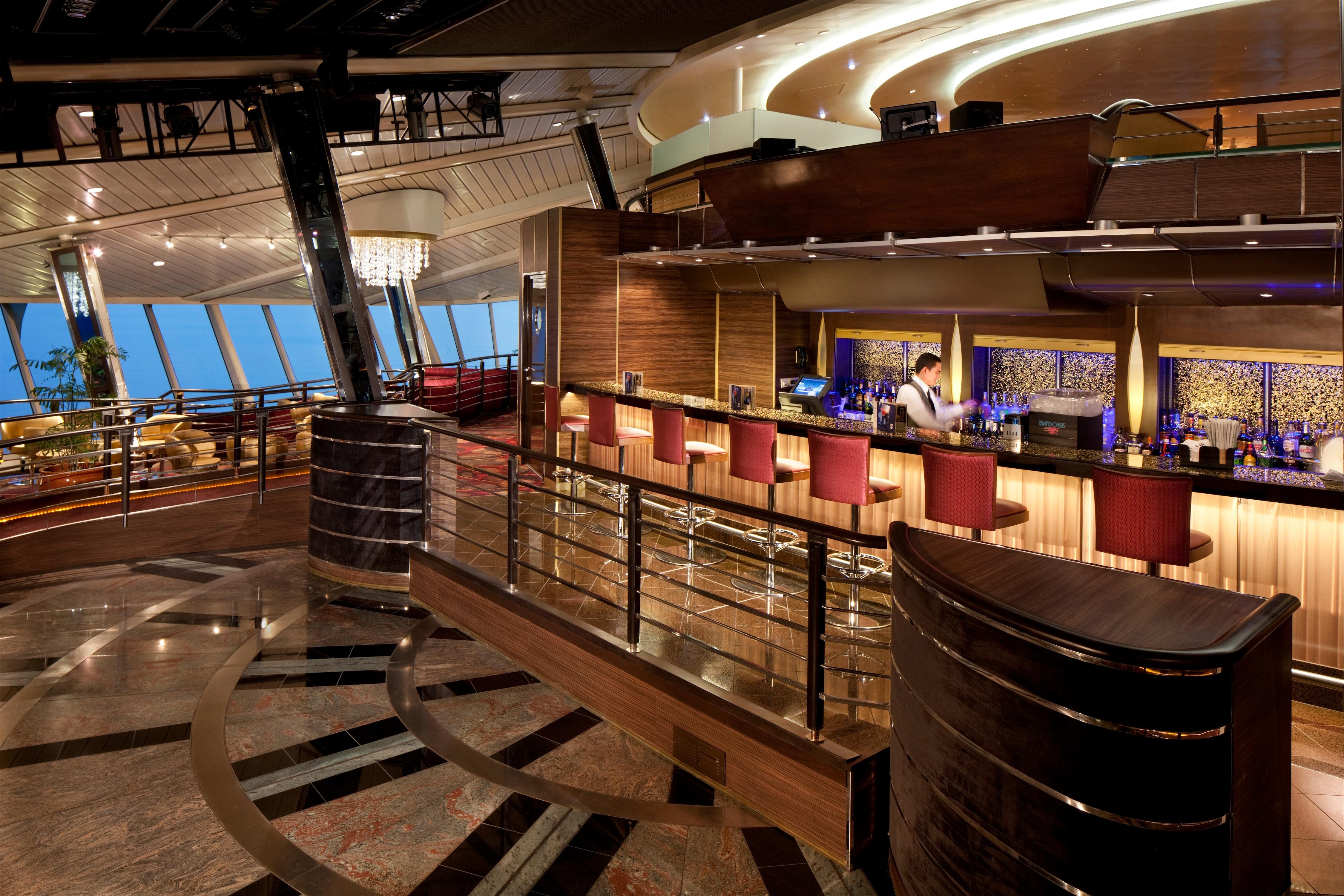 Royal Caribbean International Rhapsody of the Seas Interior Viking Crown.jpg