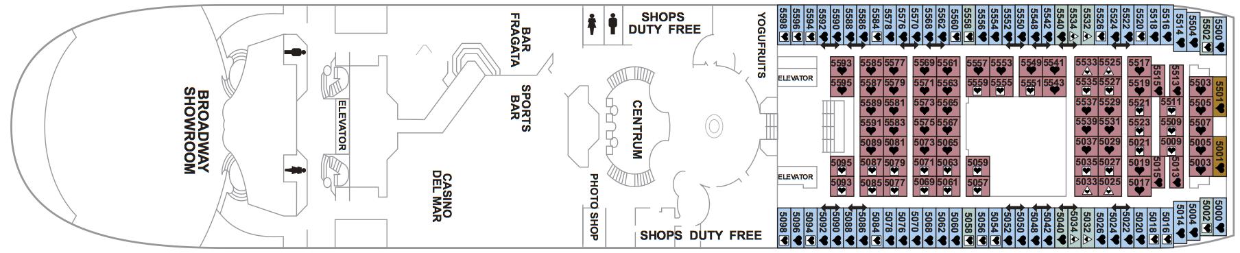 Pullmantur Monarch Deck Plans Deck 5.jpg