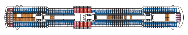 Costa Cruises Costa Luminosa Deck Plans Smeraldo.png