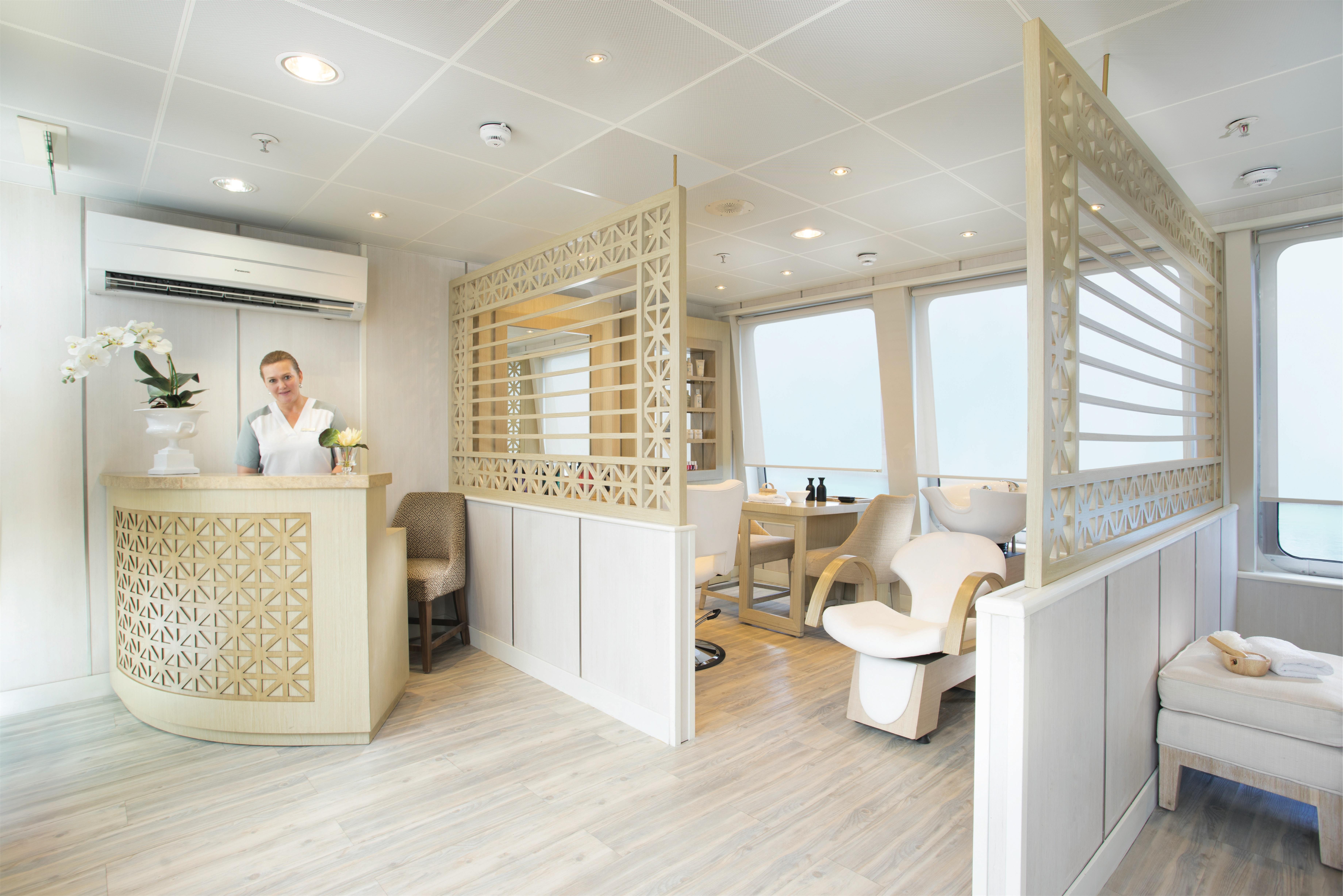 Silversea Cruises Silver Galapagos Interior Beauty Salon.jpg