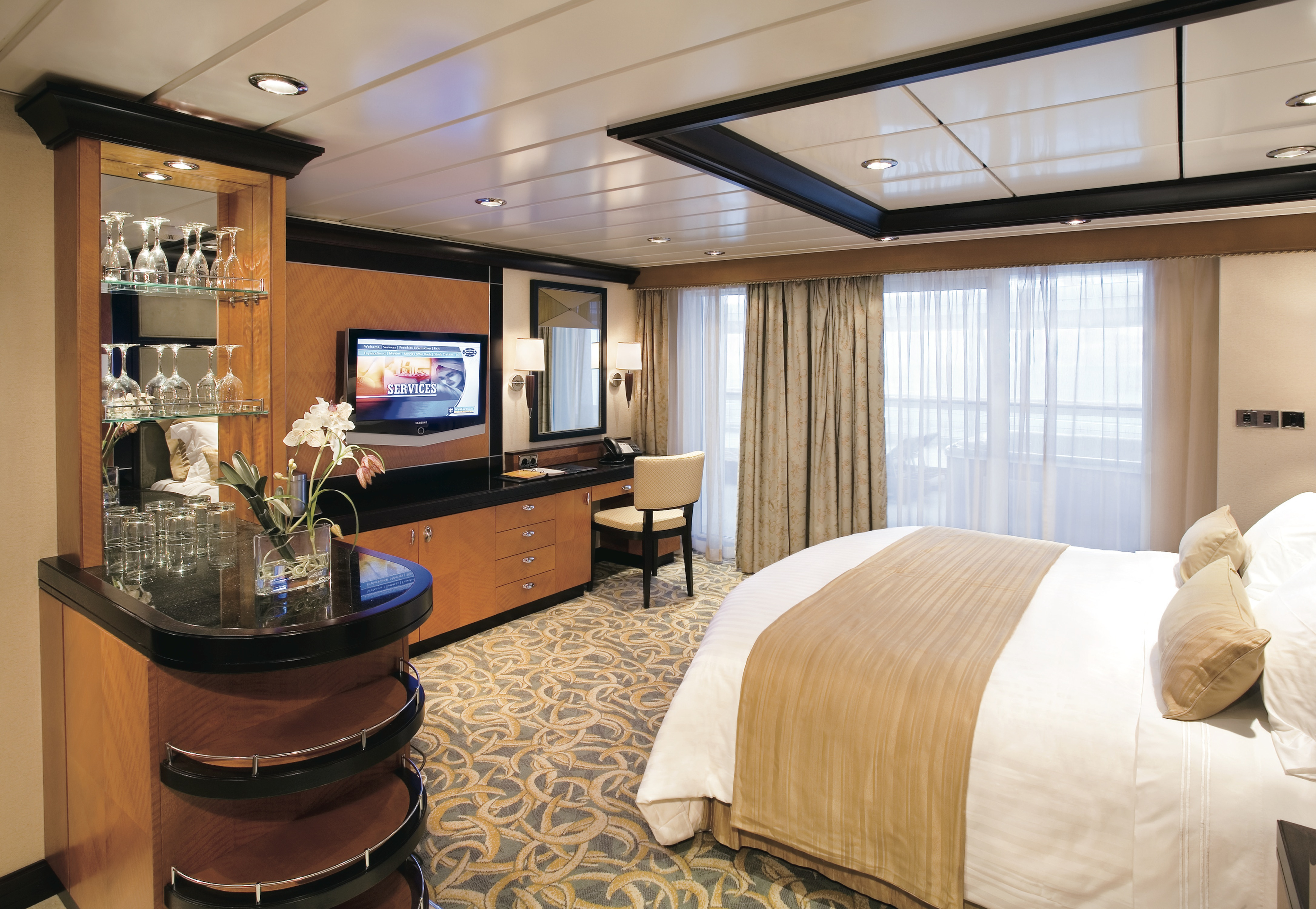 Royal Caribbean International Freedom of the Seas Accommodation Presidential Family Suite 7.jpeg