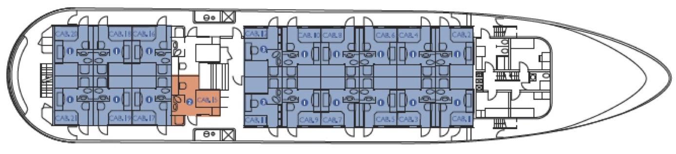 Avalon Waterways Isabella II Deck Plans Cabin Deck.jpg