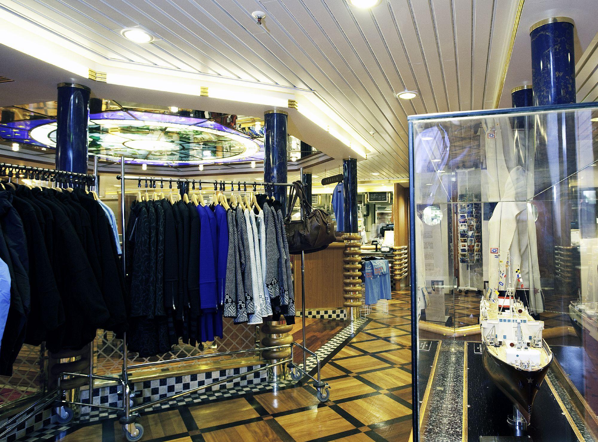 Hurtigruten Cruise Lines MS Nordlys Interior Shops.jpg