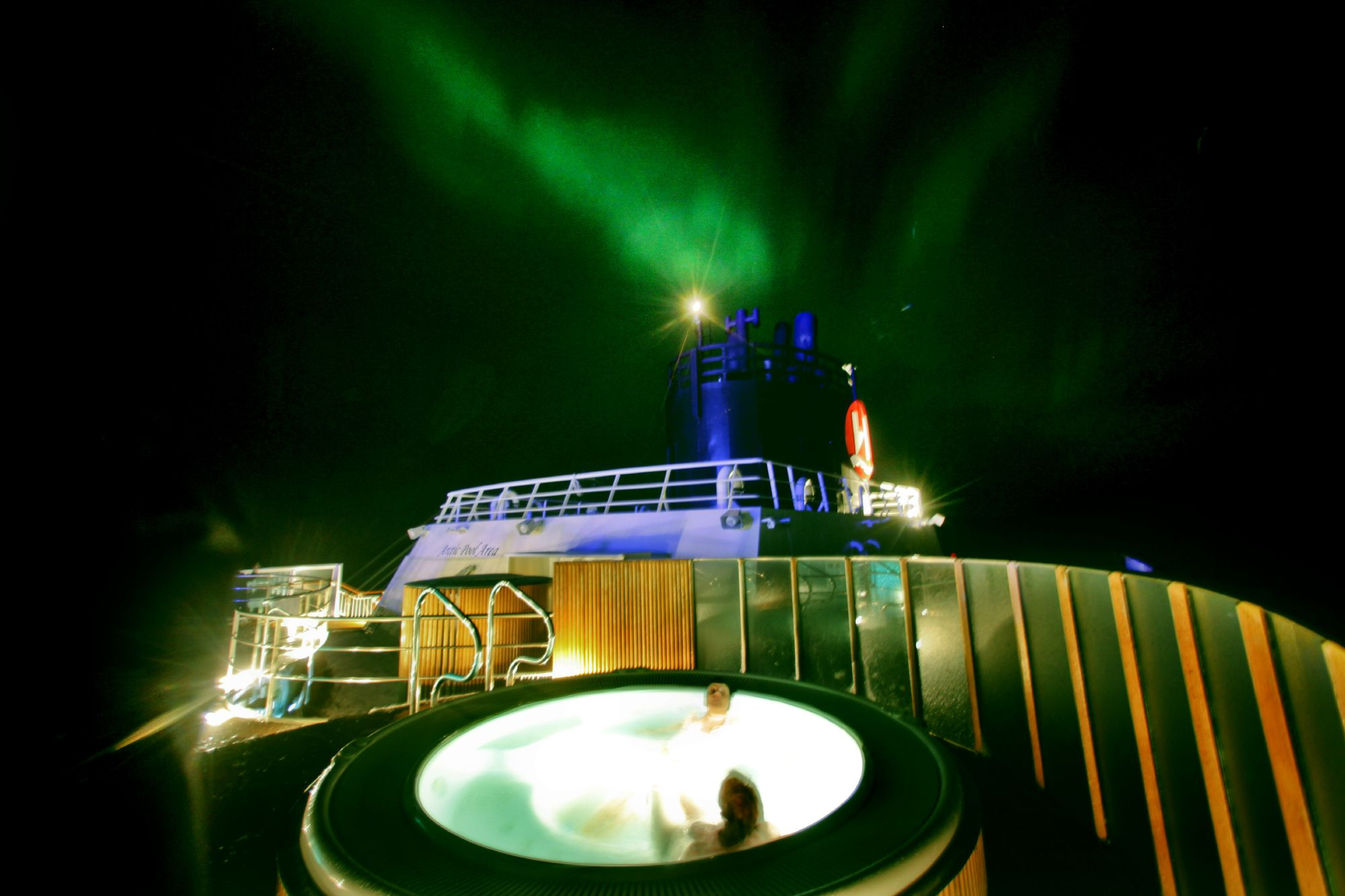Hurtigruten Cruise Lines MS Nordlys Exterior Hot Tub.jpg