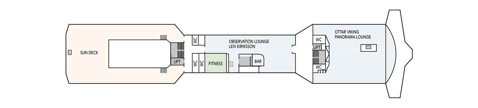 Hurtigruten MS Kong Harald Deck Plans Deck 7.png