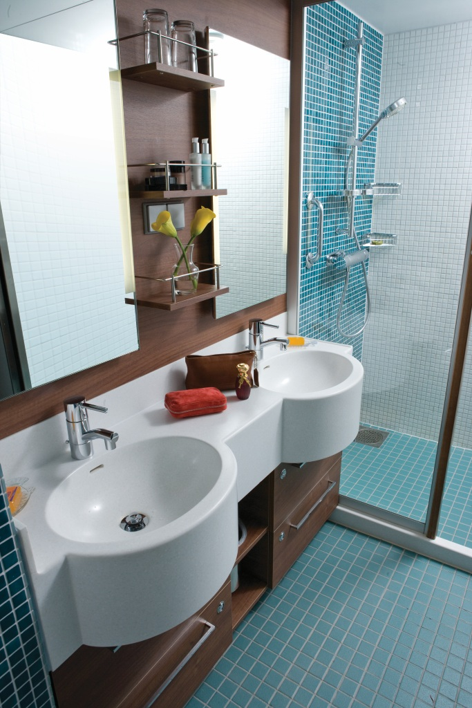 Lindblad Expeditions National Geographic Explorer Accommodation Suite Bathroom.jpg