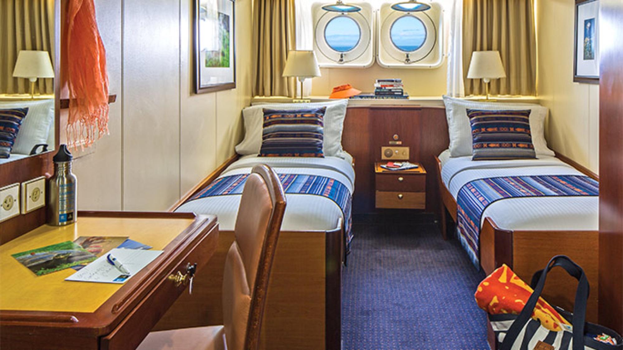 Category A & B Solo Cabin