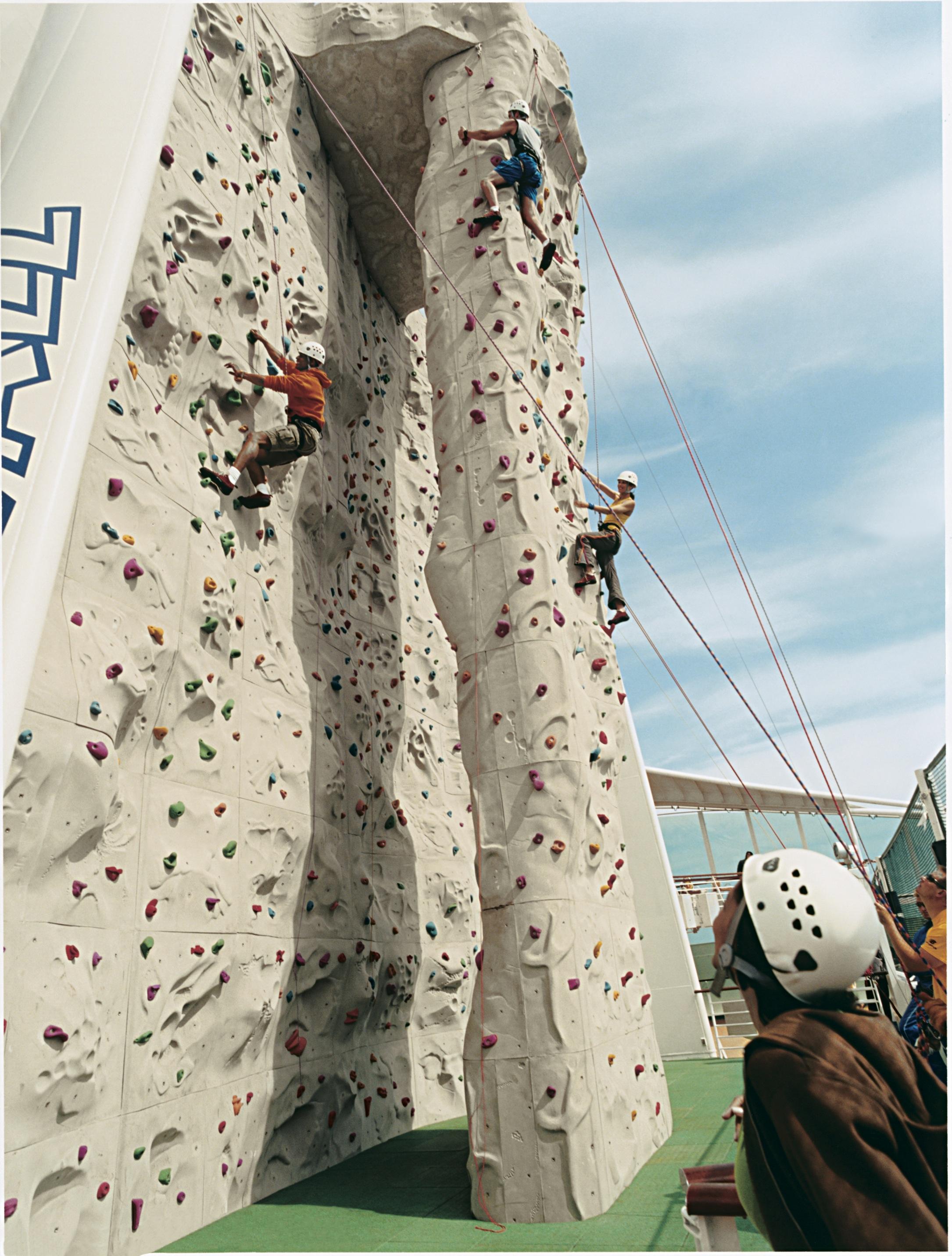 Royal Caribbean International Freedom of the Seas Exterior Rock Climbers 6.jpeg