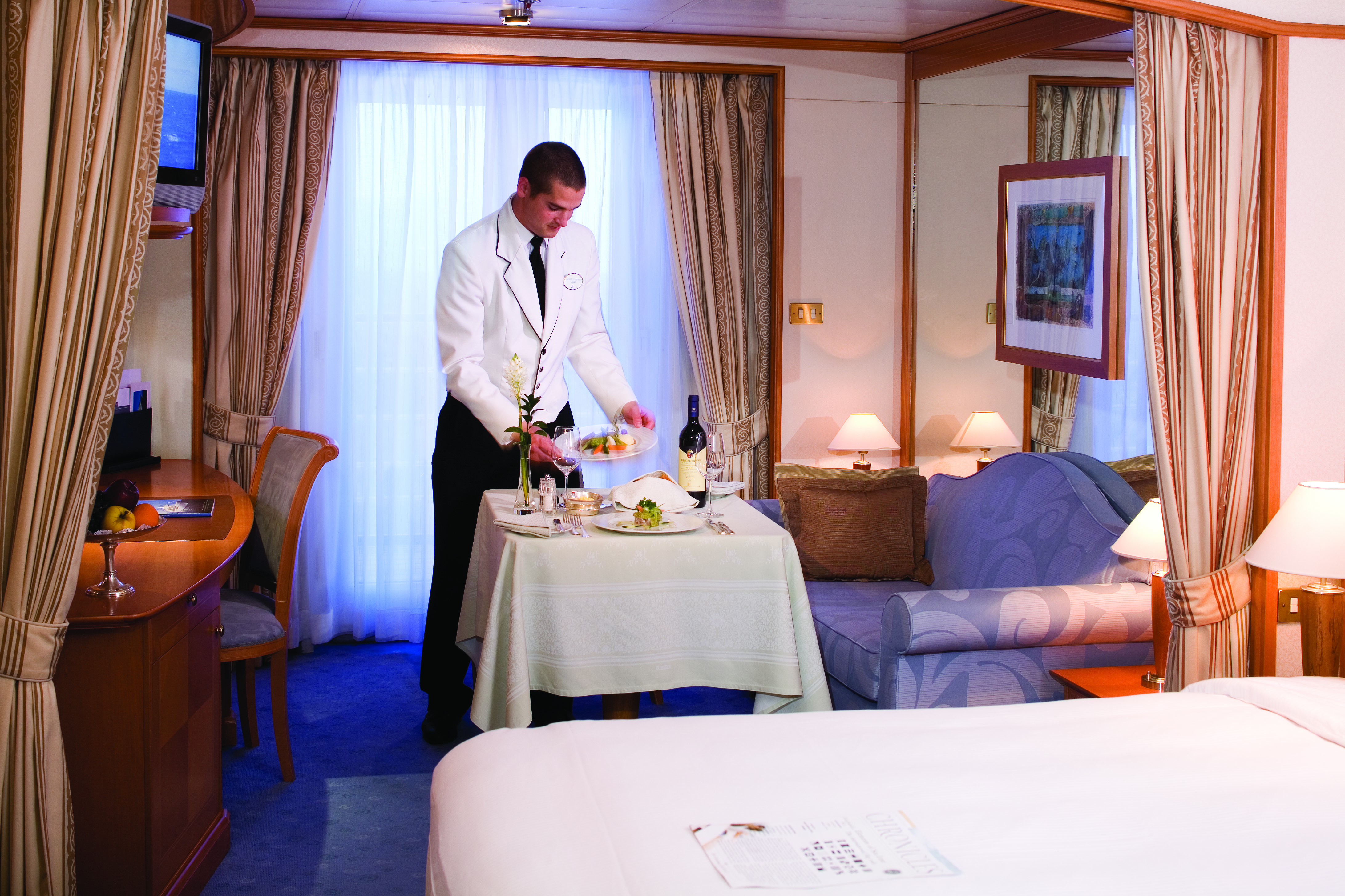 Silversea Cruises Silver Whisper Accommodation In Suite Dining 1.jpg