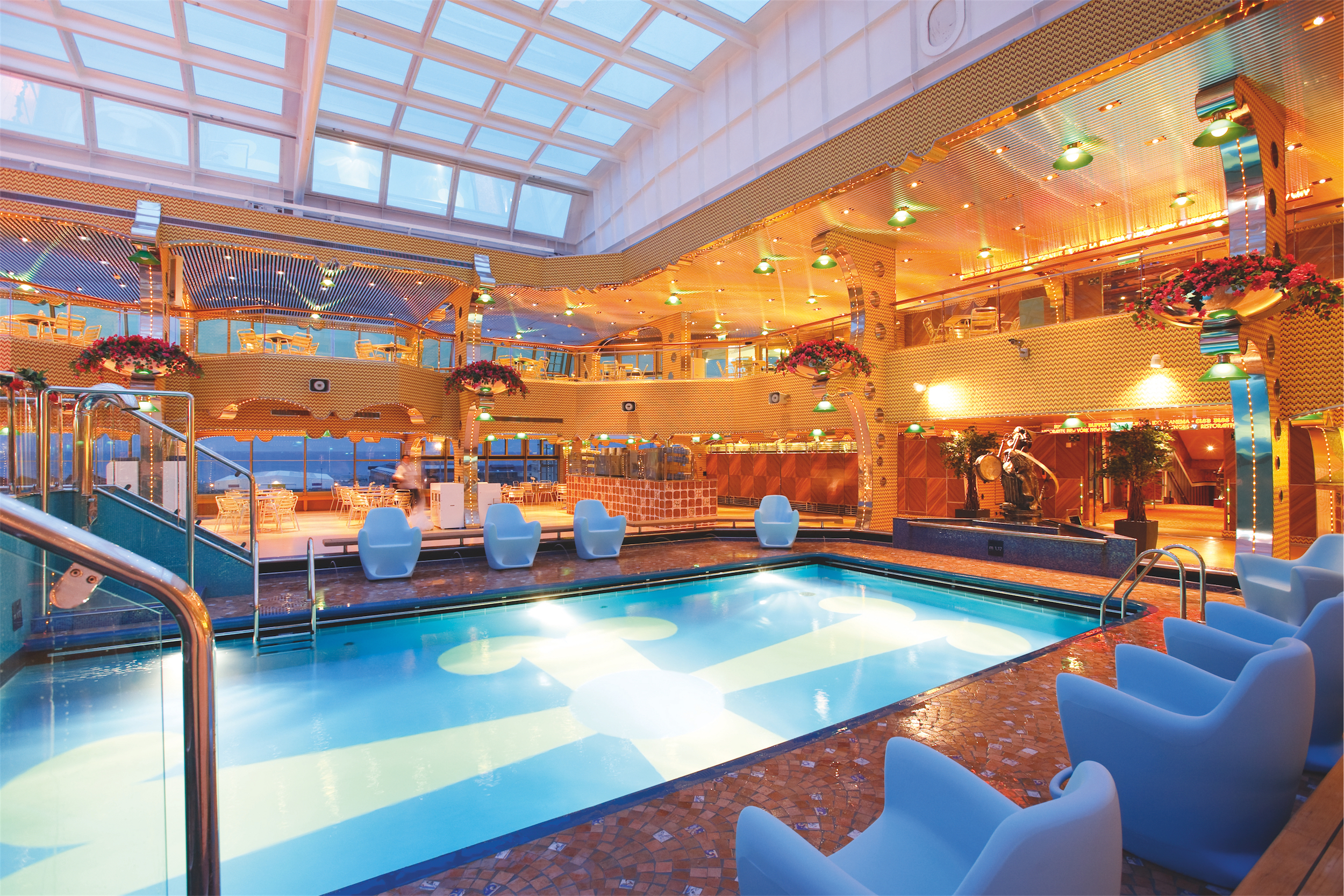 Costa Cruises Costa Pacifica Exterior Swimming Pool 3.JPG
