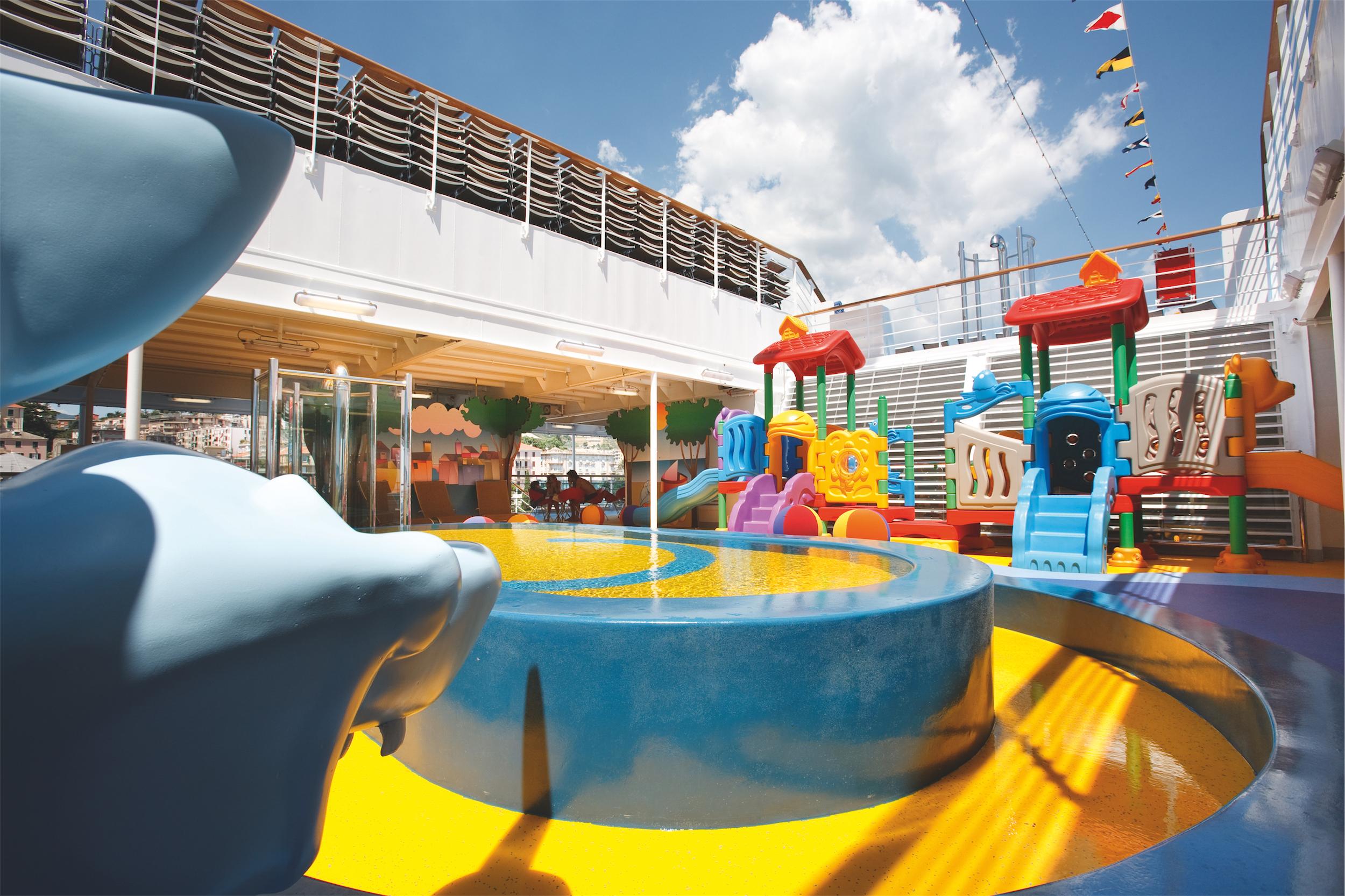 Costa Cruises Costa Pacifica Exterior Squock Pool.JPG