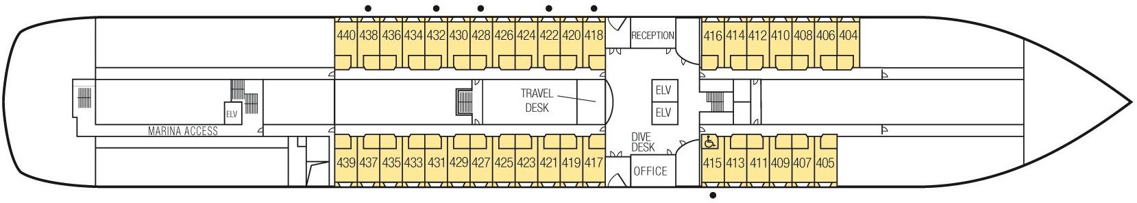 Paul Gauguin MS Paul Gauguin Deck Plans Deck 4.jpg