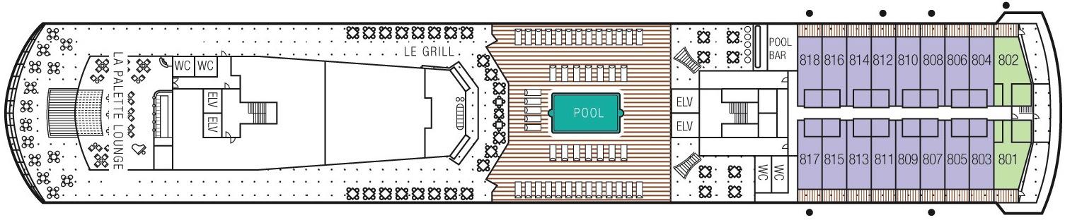 Paul Gauguin MS Paul Gauguin Deck Plans Deck 8.jpg