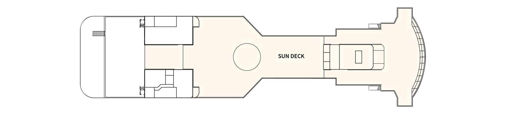 Hurtigruten MS Spitsbergen Deck Plans Deck 8.png