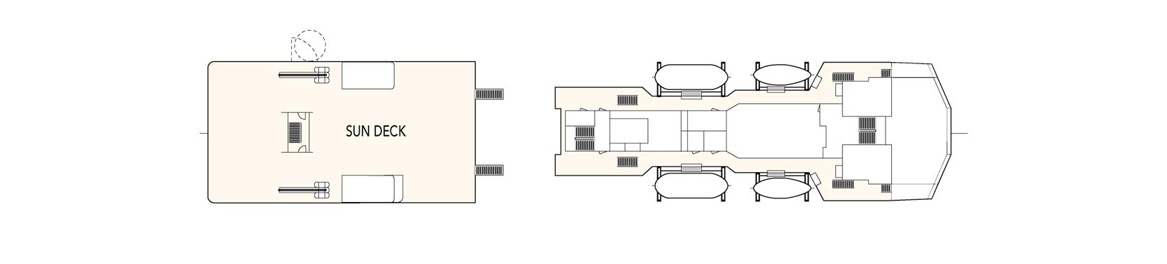 Hurtigruten MS Vesteralen Deck Plans Deck F.png