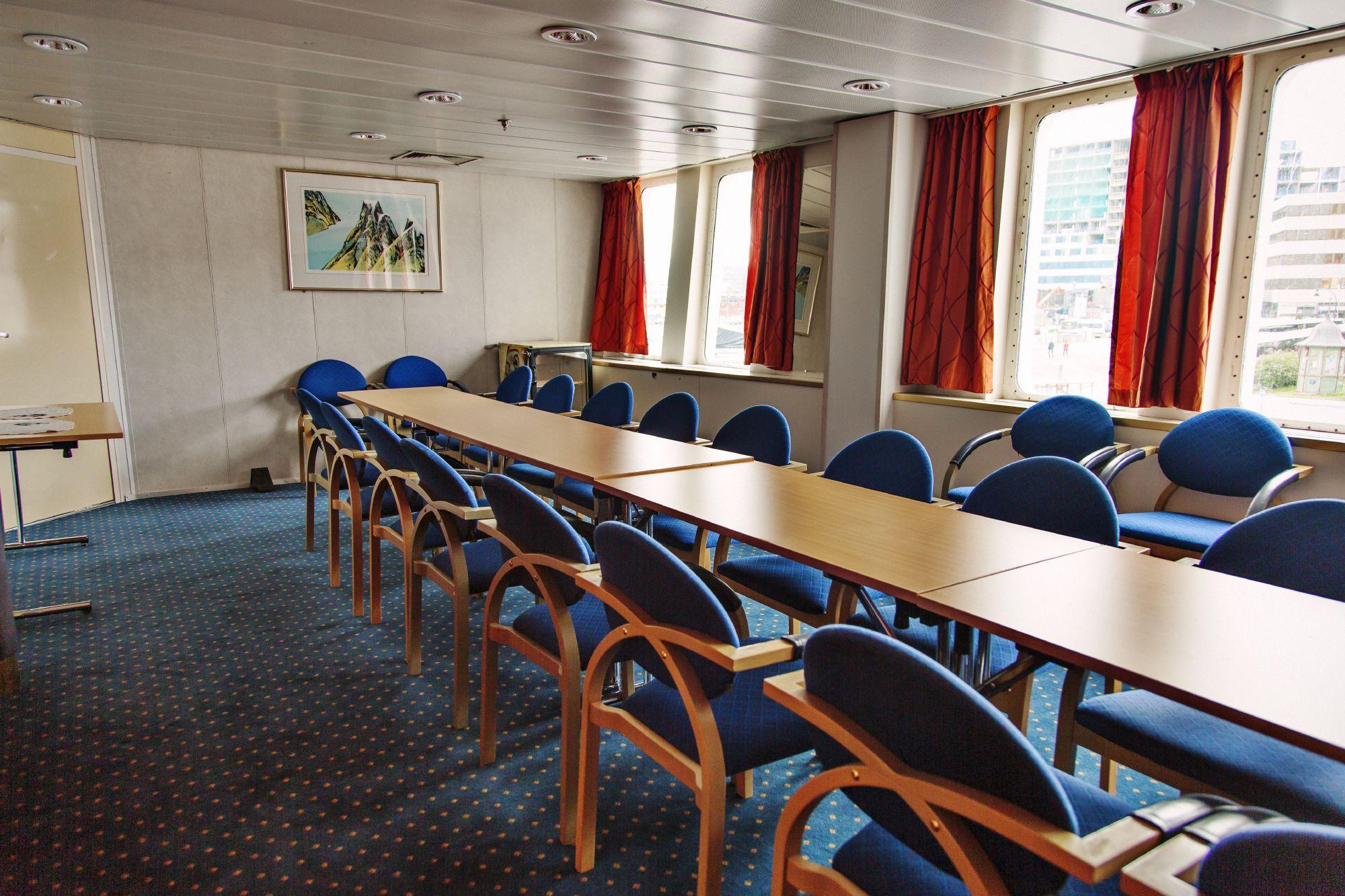 Hurtigruten Cruise Lines MS Vesteralen Interior Conference.jpg