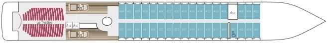 Ponant L'Austral Deck Plans Deck 4 Chandernagor.jpg