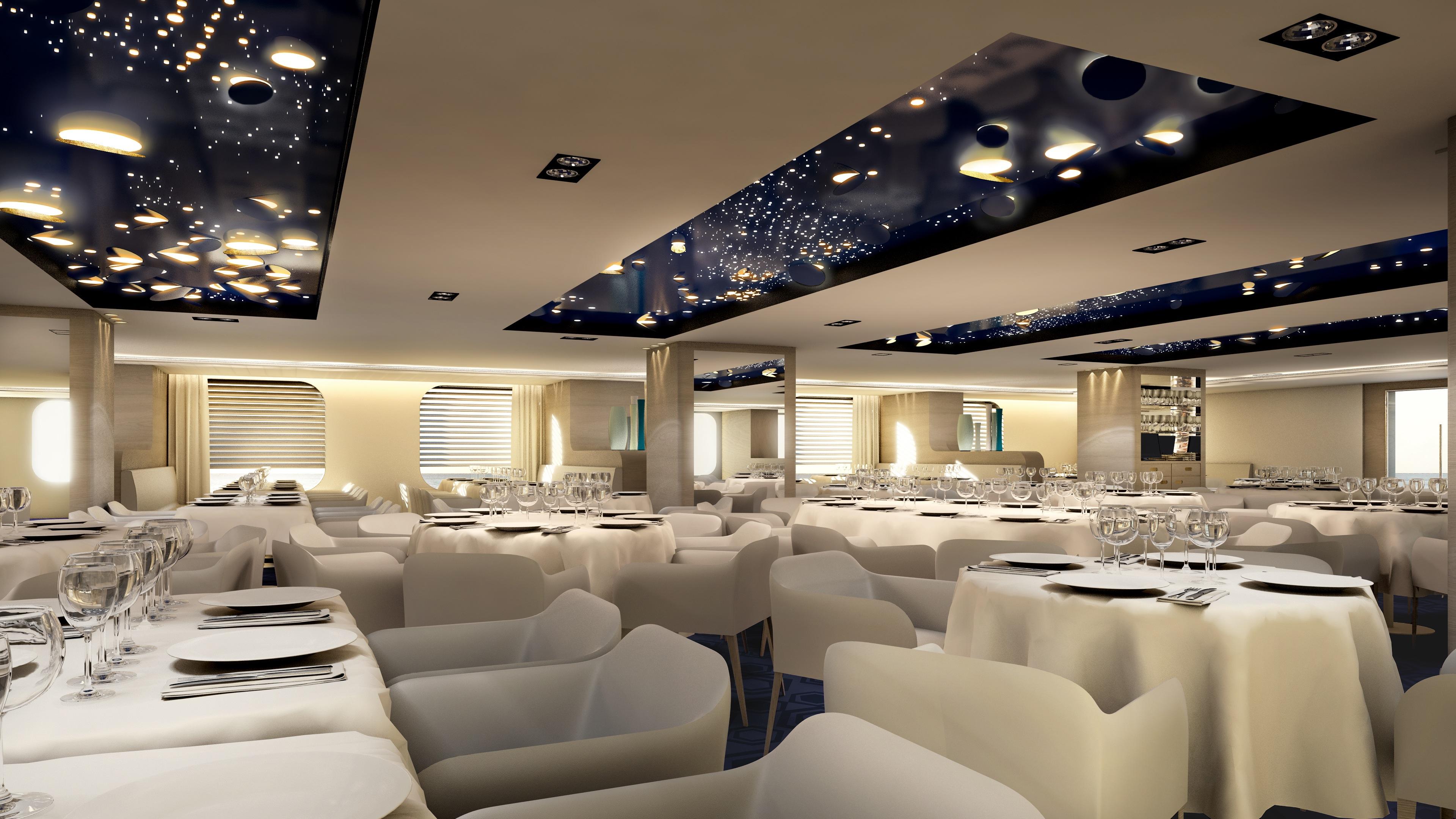 Ponant Le Lyrial Interior Gastronomic Restaurant.JPEG