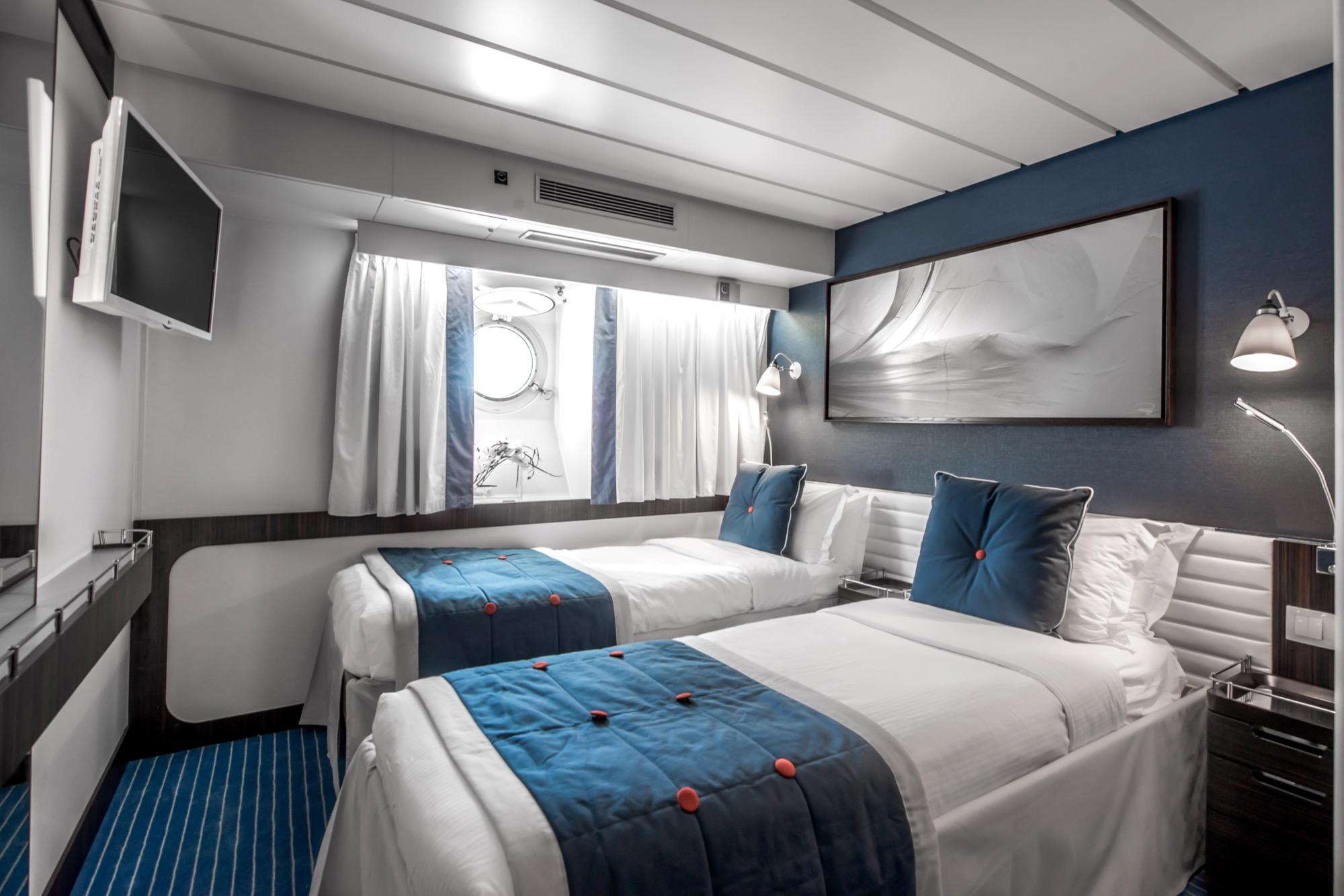 Ponant Le Ponant Accommodation Marie-Galante Deck Stateroom Twin.JPEG