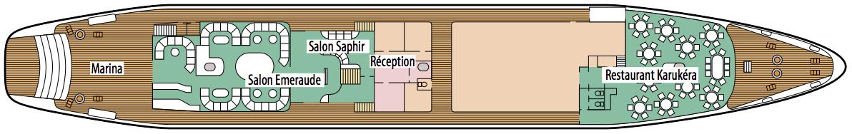 Ponant Le Ponant Deck Plans Deck 3 Saint-Barth Deck.jpg