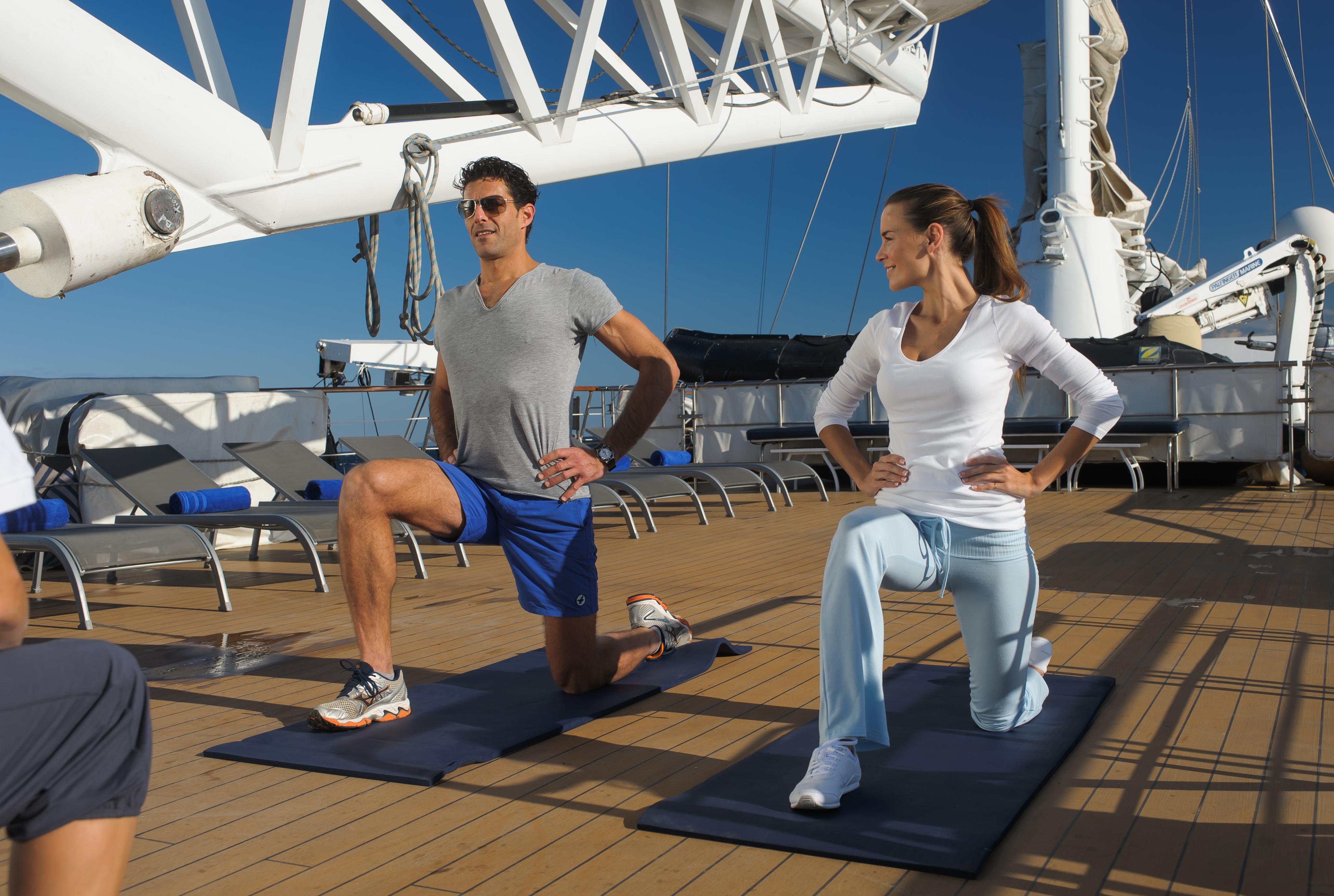 Ponant Le Ponant Exterior Couple Fitness 2.JPEG