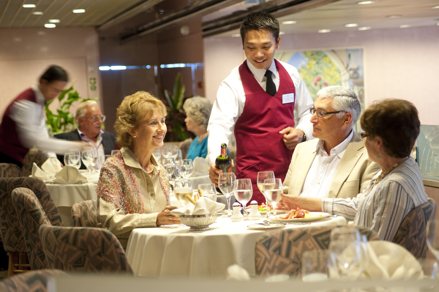 Voyages to Antiquity Aegean Odyssey Marco-Polo-dining.jpg
