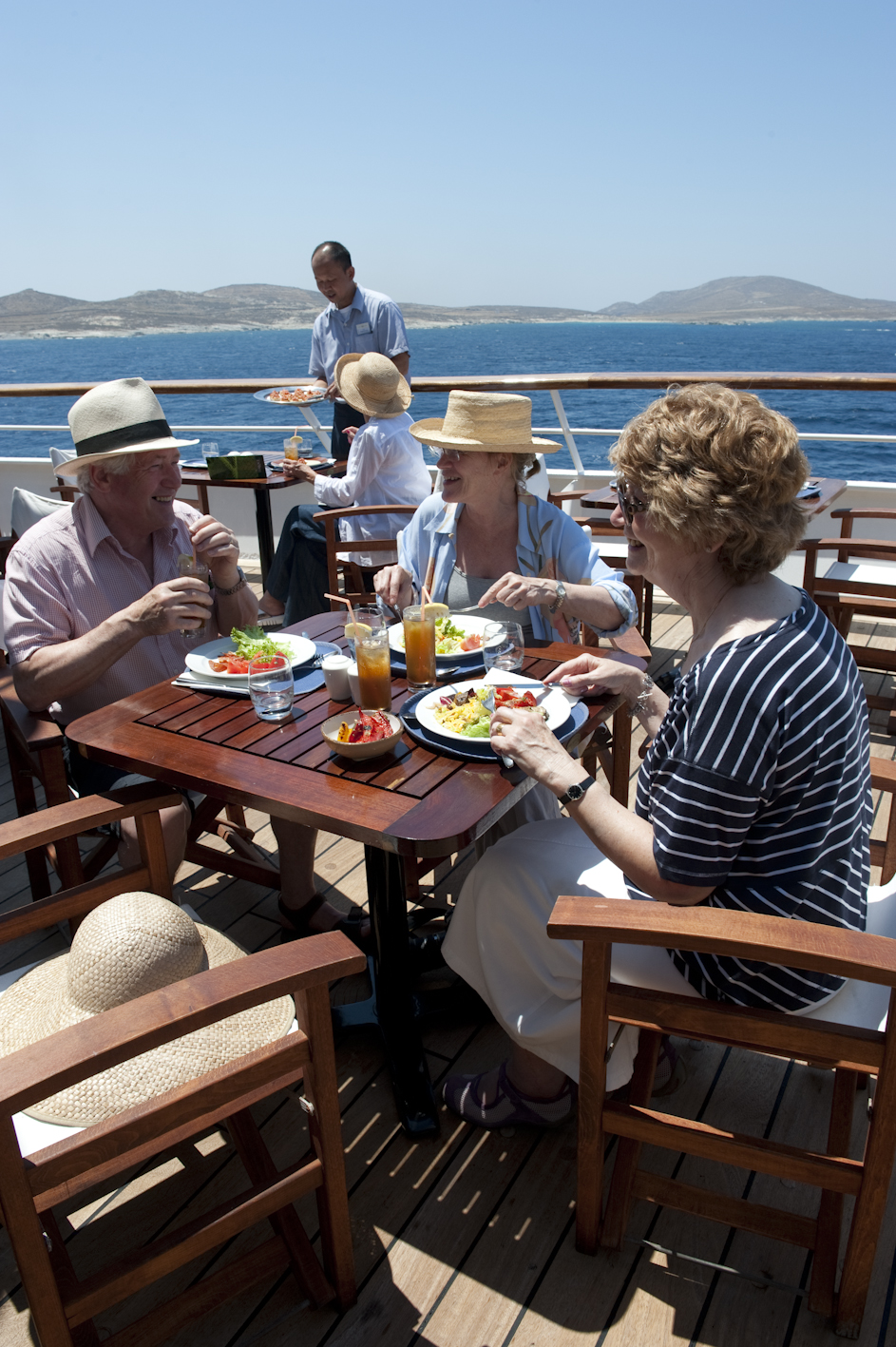Voyages to Antiquity Aegean Odyssey Outside dining 2.jpg