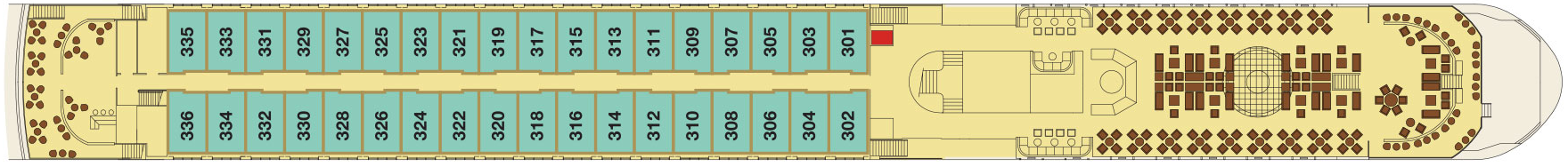 The River Cruise Line MS Serenity Deck Plans Panorama Deck.png