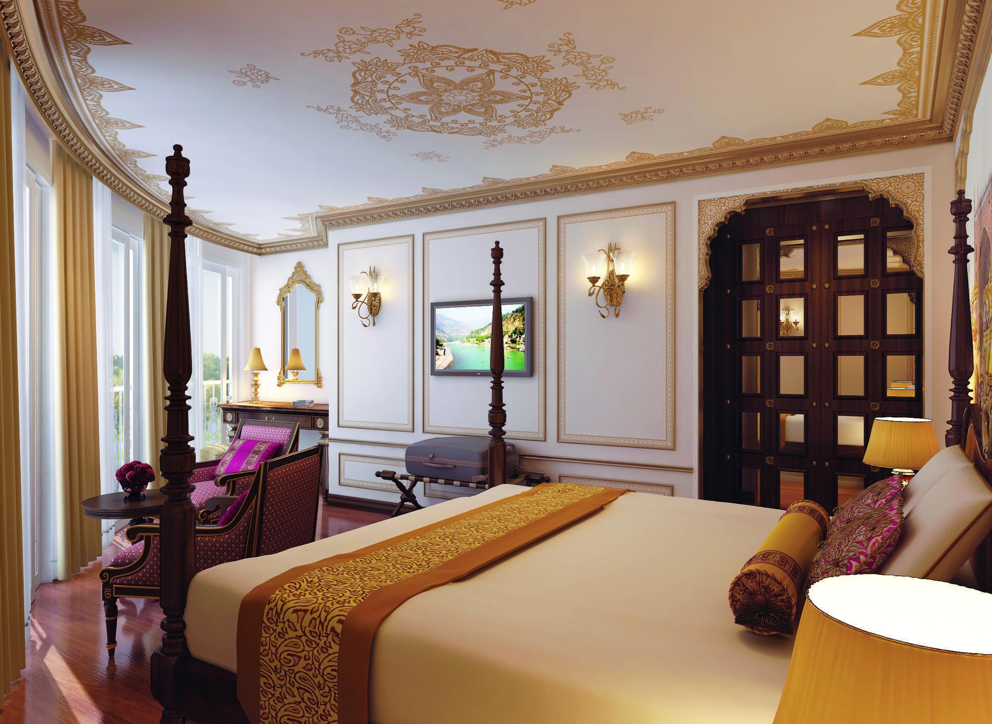 UNIWORLD Boutique River Cruises Ganges Voyager II Accommodation Heritage Suite.jpg