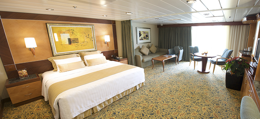 Pullmantur Sovereign Accommodation Deluxe Suite with Balcony.jpg