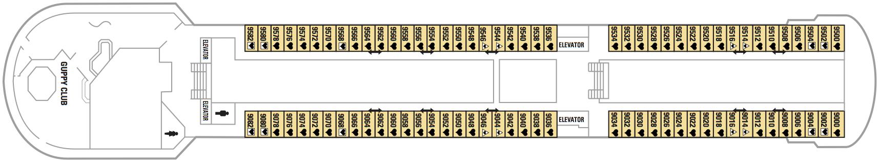 Pullmantur Sovereign Deck Plans Deck 9.jpg