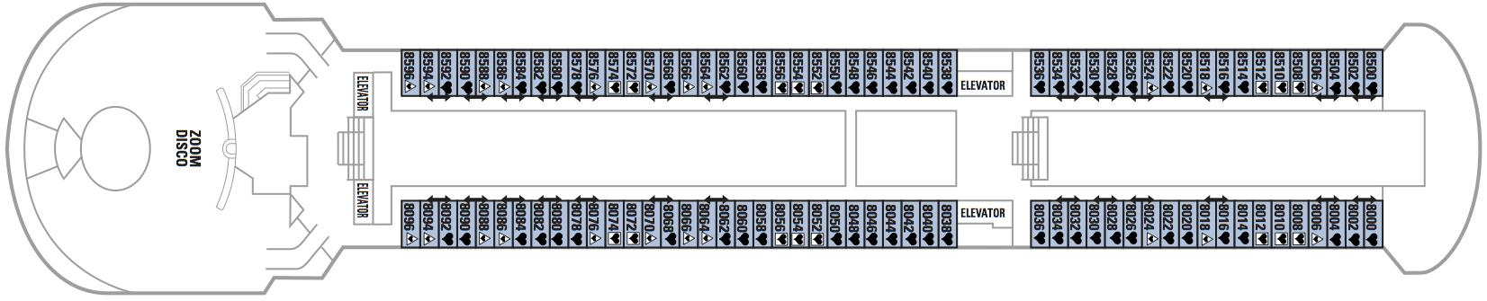 Pullmantur Sovereign Deck Plans Deck 8.jpg