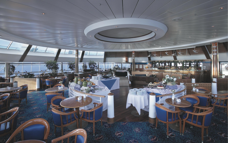 Royal Caribbean International Enchantment of the Seas Interior Windjammer Cafe.jpeg