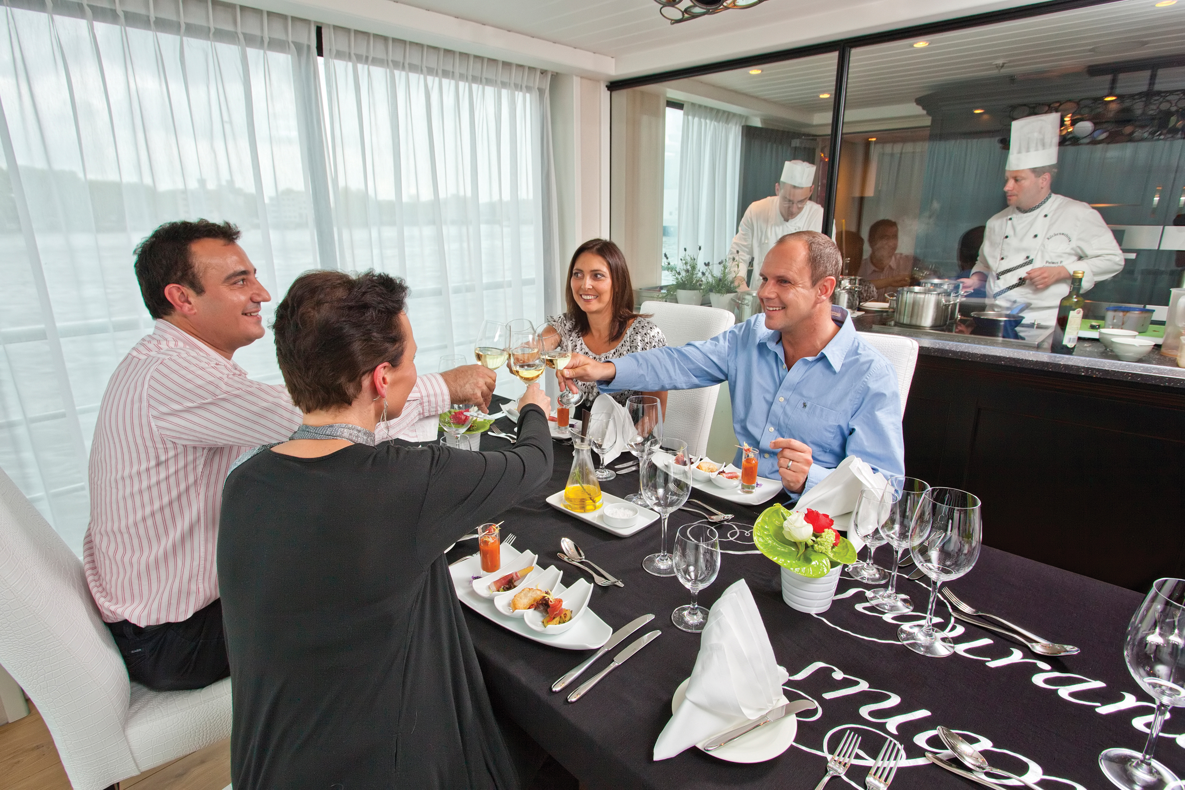 AmaWaterways AmaVerde AmaBella Interior Chefs Table 2.jpg