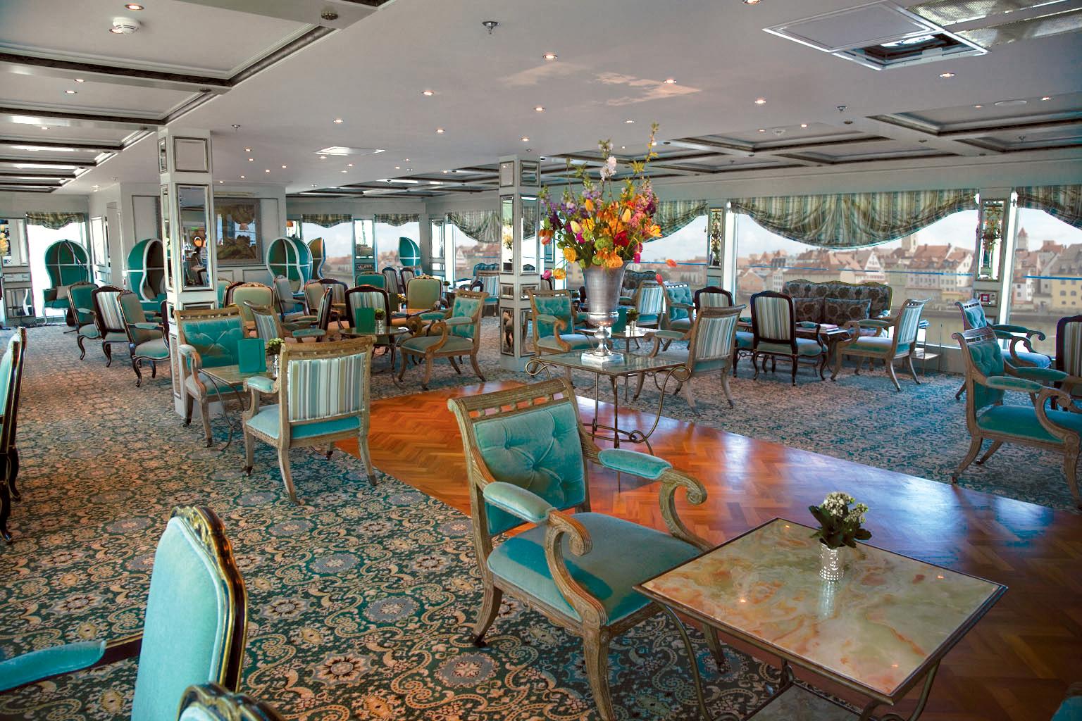 UNIWORLD Boutique River Cruises SS Antoinette Interior Salon Du Grand Trianon 6.jpg