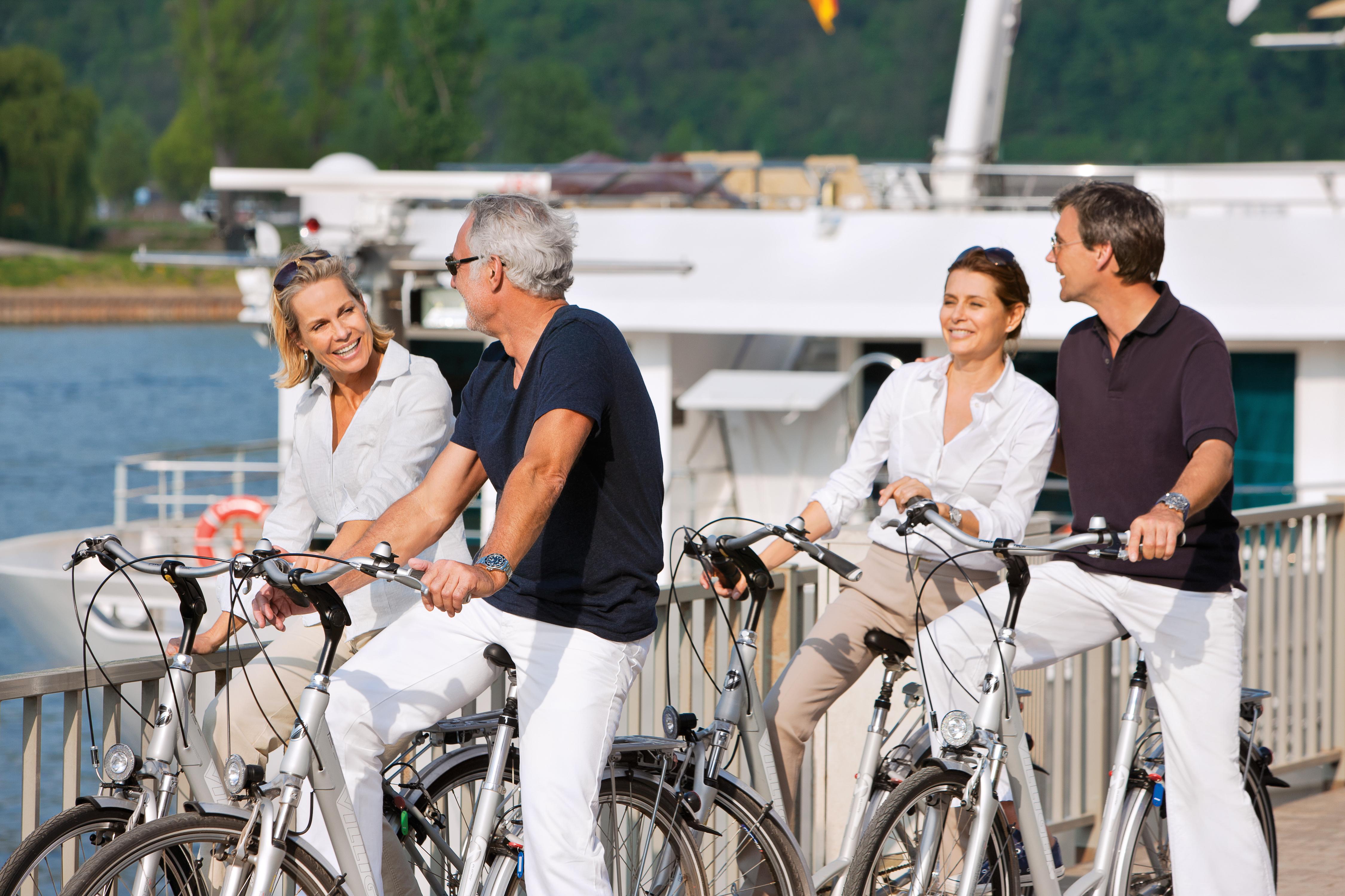 UNIWORLD Boutique River Cruises SS Antoinette Exterior Bikes 2.jpg