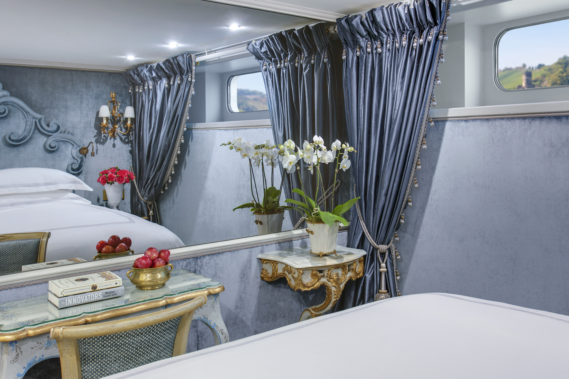 UNIWORLD Boutique River Cruises SS Maria Theresa Accommodation Stateroom Category 4-5 3.jpg