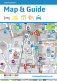 Southampton map and guide 2016