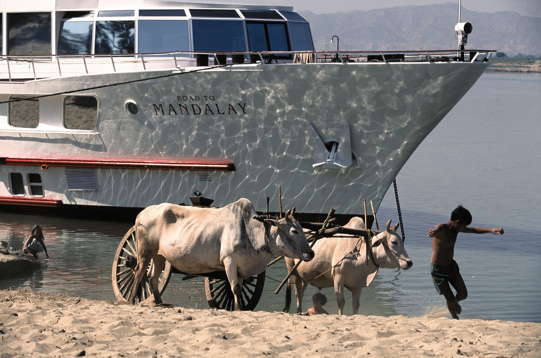Belmond River Cruises Road to Mandalay Exterior View from Land 4.jpg