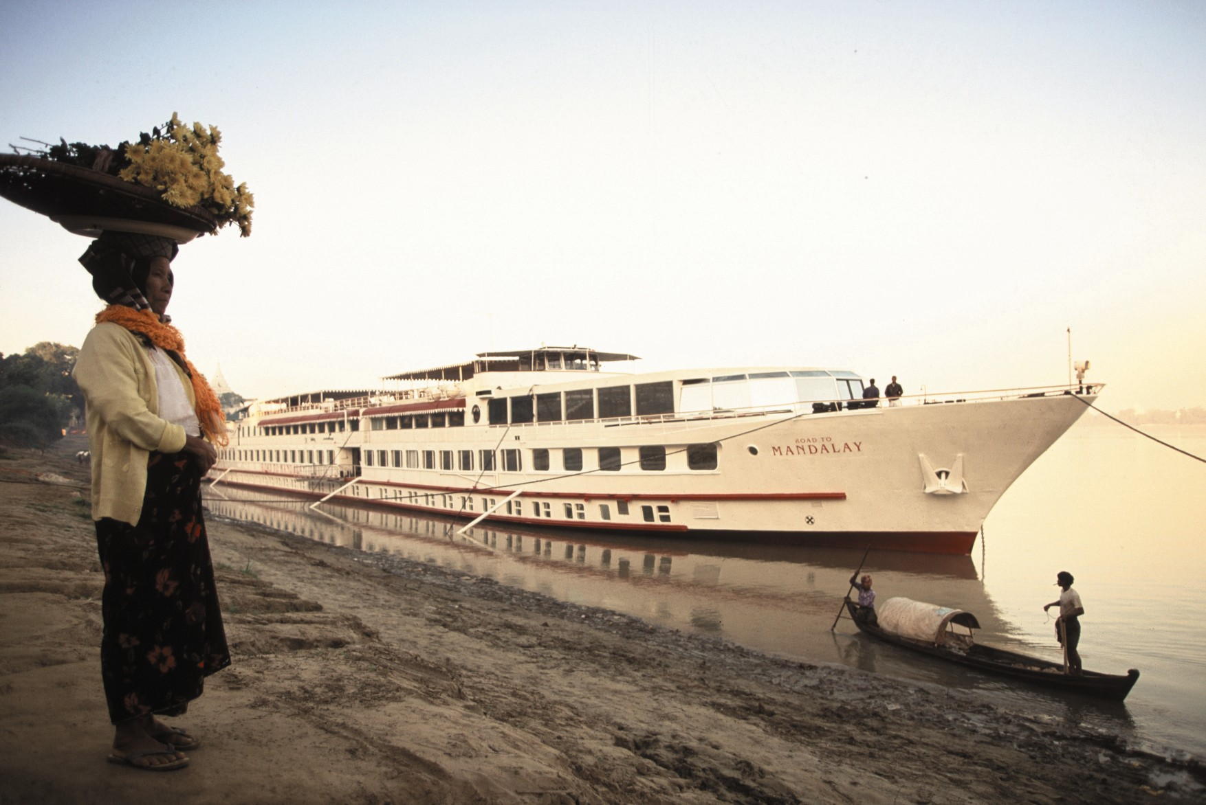 Belmond River Cruises Road to Mandalay Exterior View from Land 1.jpg