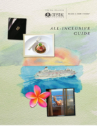 Crystal Cruises All Inclusive Guide