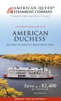 American Queen Steamboat Company 2017 American Duchess