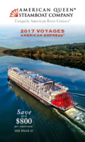 American Queen Steamboat Company 2017 American Empress