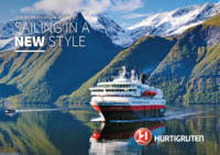 Hurtigruten Sailing In A New Style